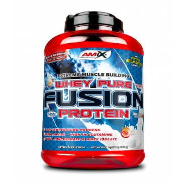 AMIX Whey Pure Fusion Protein 1000g