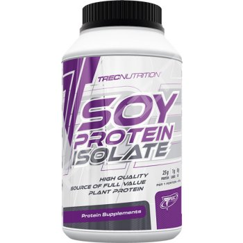 TREC 100% Soy Protein Isolate 650g