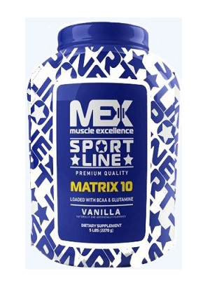 Mex Nutrition Matrix 10 2270g
