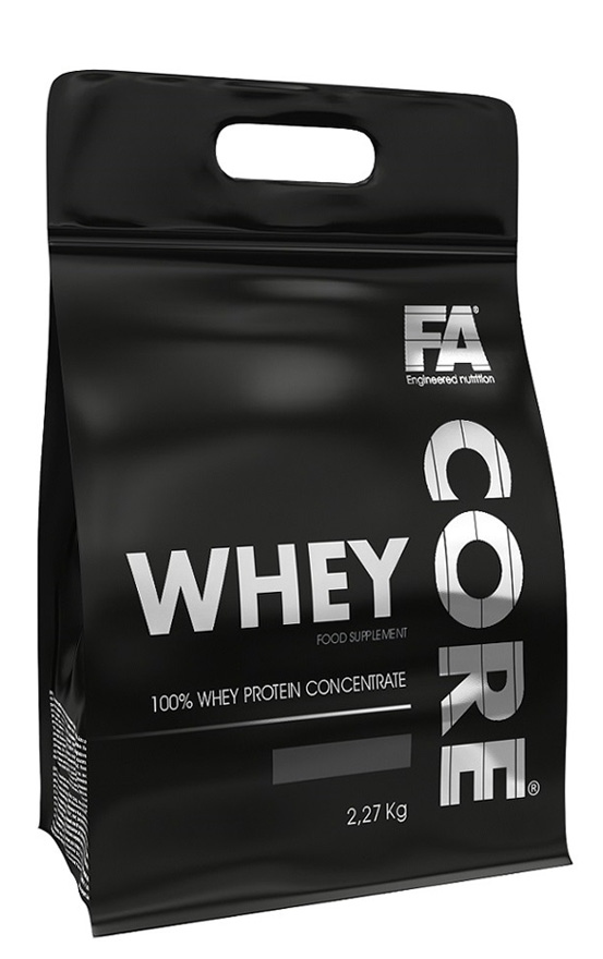 Fitness Authority Whey Core 2270g