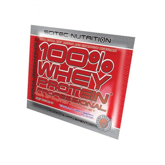 Scitec 100% Whey Protein Professional 30 g