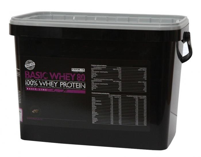 Prom-in Basic Whey 80 4000 g