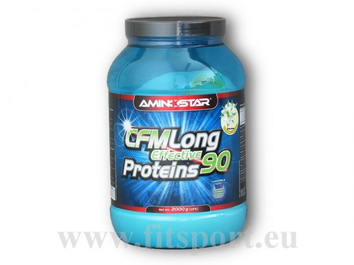 Aminostar CFM Long Effective Proteins 90 2000g