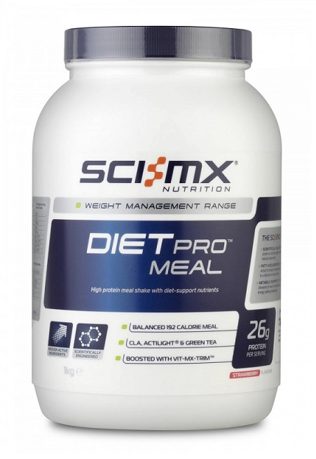 Sci-MX Diet Pro Meal 1000g