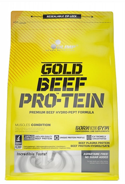 Olimp Gold Beef Protein 700g