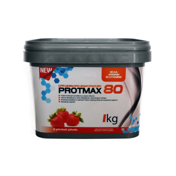 Ekoprodukt Protmax 80 Whey and Soya Protein 2000g