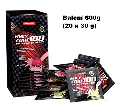 Nutrend Whey Core 100 30 g