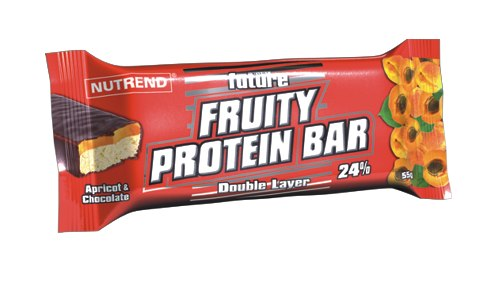Nutrend FRUITY PROTEIN BAR 55 g