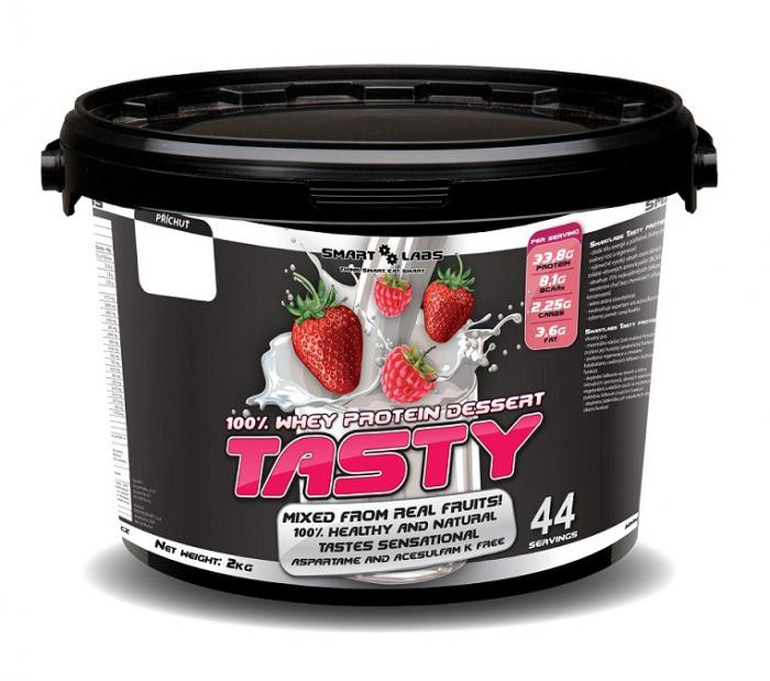 Smartlabs 100% Whey Tasty Protein 2000g