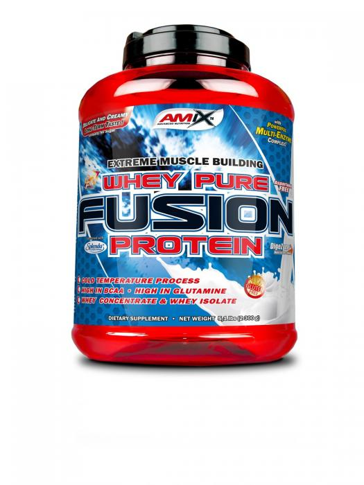 Amix Whey Pure Fusion Protein 2300g